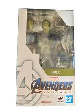 S.H.Figuarts Hulk Endgame Ver. Avengers Endgam Action Figure Bandai New In Stock