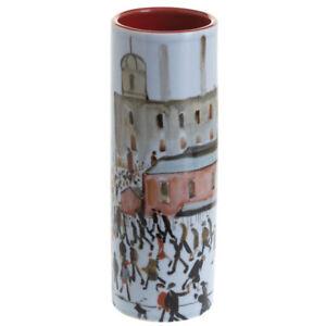 John Beswick Lowry Vase Ceramic Going To Work Flower Vase 18cm Height