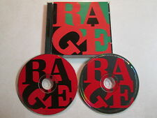 RAGE AGAINST THE MACHINE RENEGADES BEST BUY 2CD VERSION W/LIVE TRACKS BONUS DISC