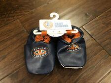 Auburn Tigers Skidders Baby Shoes 6–12M