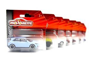 Majorette STREET CARS SERIES *** Choose model ***
