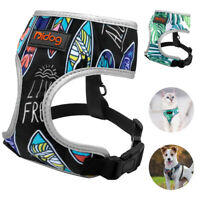 Soft Air Mesh Pet Harness for Dogs Reflective Walking Vest Small Medium Large