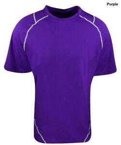 New Mizuno Mens Size- Small Baseball G2 Prestige DryLite Purple Jersey Shirts