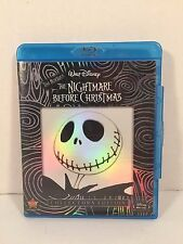 Disney Tim Burton's The Nightmare Before Christmas Collector's Edition Blu-Ray