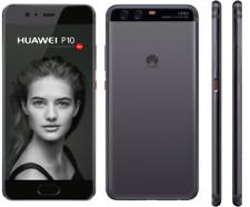 Huawei P10 P 10 VTR-L09 64 GB Graphite Schwarz Smartphone Ohne Simlock LTE NEU