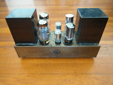 Pilot Aa-904 Mono Tube Power Amplifier with Kt-88 Tubes (Pilotone) - Great