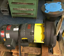 Gusher Pcl3X4-10Bseh-Cc-A Pump with 10hp 1770Rpm Baldor Motor