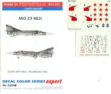 Propagteam Decals 1:72 Soviet Air Force Mig-23 MLD #72046