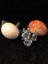 Alabaster Eggs Marble