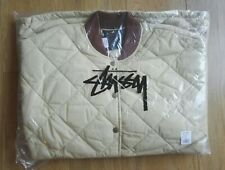 Stussy Barriers Quilted Jacket 215068 Taupe