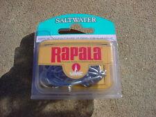 1 Pack of 25 Rapala OCTOPUS PYRAMID 5/0 PERMA STL Hooks