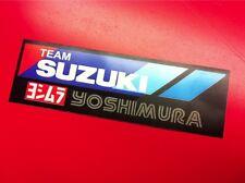 YOSHIMURA SUZUKI TEAM Adesivo resistente al calore 200° gradi