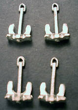 STOCKLESS ANCHORS HO Model Railroad Boat Ship Cast Pewter Detail Part FR1391