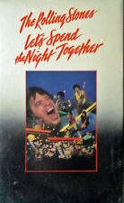 ROLLING STONES - LET'S SPEND THE NIGHT TOGETHER - BETA TAPE - 94 MIN. - SEALED