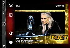 DIGITAL Topps Slam Scarlett NXT Recap June 10, 2020