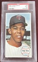 1964 Topps Giants Tony Oliva PSA NM 7