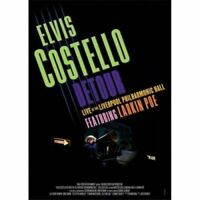 ELVIS COSTELLO Detour Live At Liverpool Philharmonic Hall DVD BRAND NEW NTSC ALL