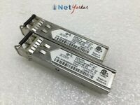 LOT OF 2 ■ 3Com 3CSFP91 • 1000Base-SX LAN SFP 850nm SFP Transceiver ■FastShip■