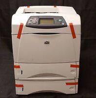 HP LaserJet 4250TN  Laser Refurbished Printer Q5402A 90 Day Warranty