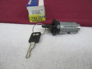 NOS 1982-2002 GM Corvette Camaro GN Firebird Ignition Lock Cylinder w/Keys  dp