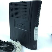 ARRIS Cable Modem Tm602g/ct Comcast Xfinity Modem + Backup Battery 1.J1