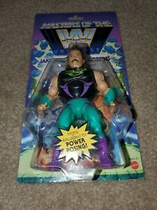 Mattel Masters of the WWE Jake The Snake Roberts 2020 NISP