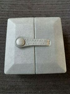 Repossi Box Paris Jewellery Presentation Box Only Rare