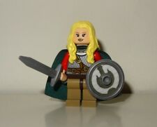 figure Lego figurine Seigneur des anneaux - Custom Eowyn - Pelennor LOTR 79007