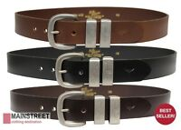 RM Williams Leather Work Belt - RRP 119.99 - FREE EXPRESS POST
