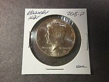2018-P KENNEDY HALF DOLLAR in UNCIRCULATED CONDITION