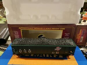 MTH 20-90016 PREMIER Chicago Northwestern 4 Bay Hopper car O Scale New 🚂 Lot