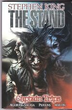 Stephen King The Stand Captain Trips Hard Cover Comics Book Collects 1 - 5 New