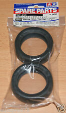 Tamiya 50454 Racing Slick Tire/Tyre Set (1 Pair) (TA01/TA02/TA03/TL01/TT01/TT02)