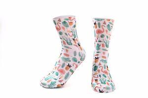 Pineapple socks.cactus socks.watermelon socks.flamingo socks.Wedding socks.