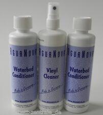 Wasserbett Konditionierer Conditioner   2 x 250ml + 1 x Reiniger 250ml