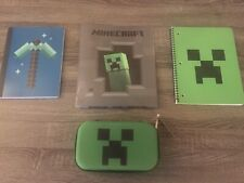 Minecraft Pencil Box Set