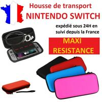 Housse de protection / sac de transport MAXI RESISTANCE pour nintendo switch