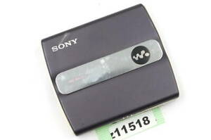 Sony MD Walkman MZ-EH70 Portable Mini Disc Player Black Color Console Only Used