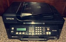 Epson WorkForce WF-2530 All-In-One Inkjet Printer
