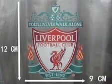 2pc Vehicle FUN decal FC Liverpool Internal Car window Color Sticker
