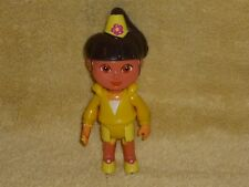 Dora the Explorer Castle Princess Girl Doll in Yellow