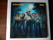 VINYL LP CHARLIE DANIELS BAND -FULL MOON EPIC 1980 PIC SLEEVE