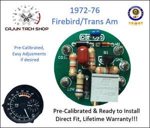 70-76 Pontiac Firebird/Formula/Trans Am Tachometer Circuit Board, 6k Tachometer