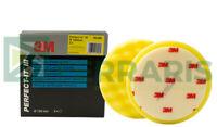 3M 50488 Tampone per lucidatura carrozzeria auto giallo ondulato 150 mm 1 pezzo