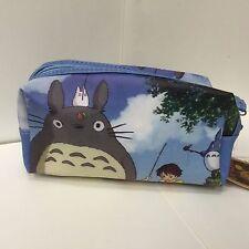 My Neighbor Totoro Pen & Pencil Bag Case Cosmetic Makeup Bag Pouch -2306