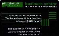 Telefoonkaart / Phonecard Nederland RDZ146.04b ongebruikt - B.C. Amsterdam