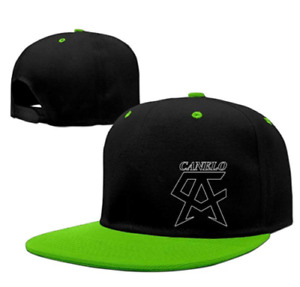 Canelo Alvarez Rock Punk Designer Graphic-Print Caps Adjustable Snapback Hats