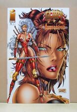 GLORY/AVENGELYNE #1 Image Comics 1995 9.0 VF/NM Uncertified ROB LIEFELD