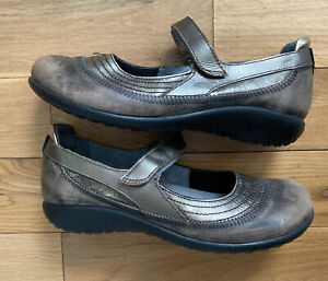 NAOT WOMEN MARY JANE SHOES SIZE 38 US 7