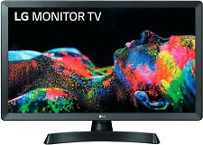 """Télévision Monitor LG 24TL410VPZ 24"""" HD LED HDMI Noir Gaming Mode"""